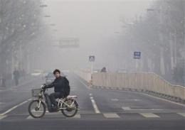 Beijing releases pollution data; US figures higher (AP)