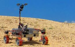 Caltech Rover team wins second place in Robo-Ops Competition
