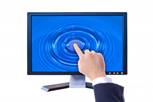 Plasma screens enhanced as disorder strikes
