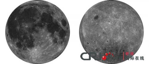 China unveils high resolution global moon map