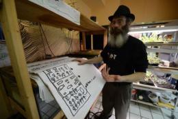 Christopher Toole teaches aquaponics