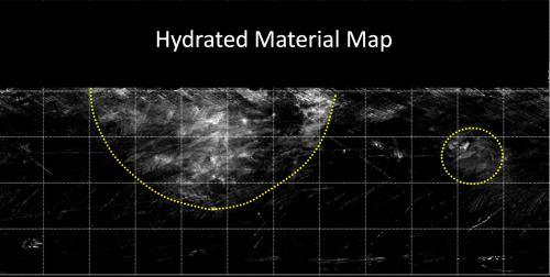 Dawn suggests special delivery of hydrated material to Vesta