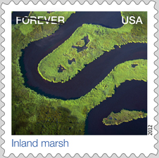 'Earthscapes Forever' stamps to feature Landsat views of Earth
