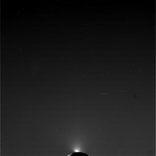 Enceladus on display in newest images from Cassini