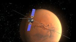 ESA's Mars Express radar gives strong evidence for former Mars ocean