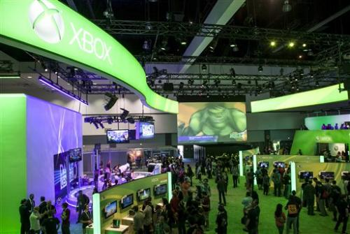 Few surprises for gamers at E3