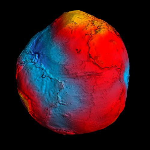 GOCE's second mission improving gravity map