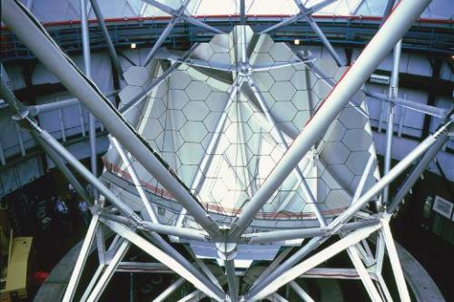 Hobby-Eberly Telescope, Primary Mirror