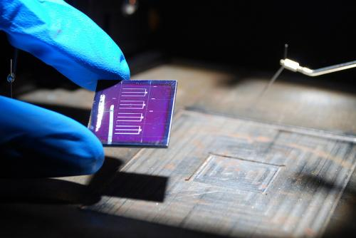IBM sets new efficiency mark for abundant material solar cell