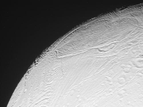 Icy Moons through Cassini's Eyes