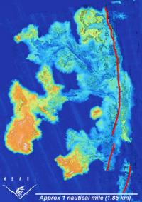 MBARI researchers create the most detailed map ever of an underwater lava flow