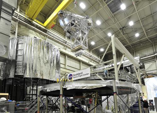 NASA engineers testing Webb telescope's OSIM and BIA instruments