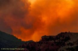 NASA observes the Waldo Canyon Fire, Colorado