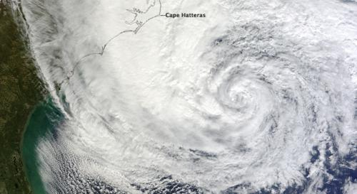 NASA study could improve hurricane strength forecasts