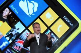 Nokia's slide continues after Windows 8 launch