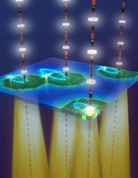 Physicists mix two lasers to create light at many frequencies