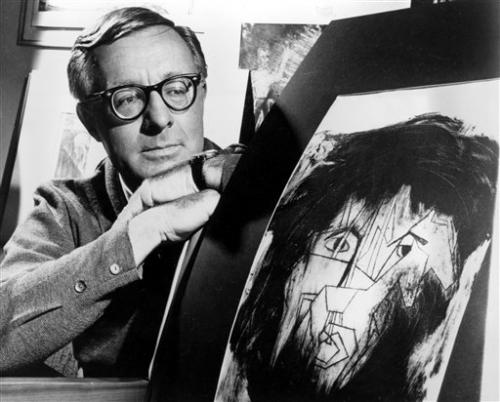 Ray Bradbury, author of 'Fahrenheit 451,' dies