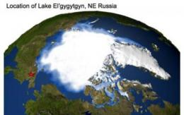 Remote Siberian lake holds clues to Arctic -- and Antarctic -- climate change