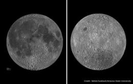 Researchers explain why the man in the moon faces Earth