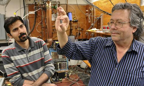 Research helps quantum computers move closer