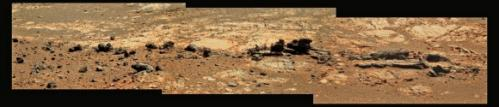 Opportunity rover tops 35 kilometers of driving