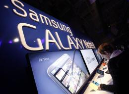 Samsung logs record high profit in 3Q