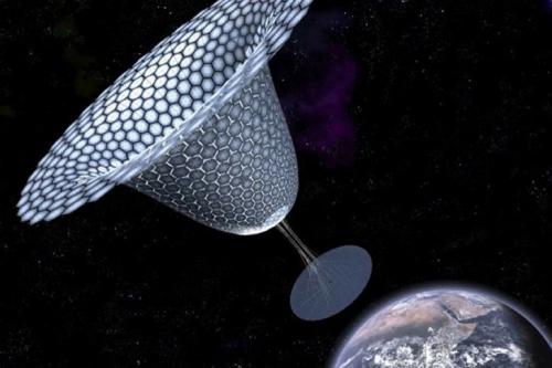 Satellite proposed to send solar power to Earth