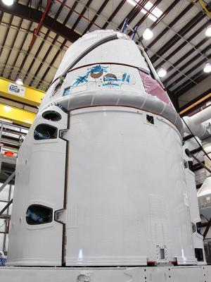 SpaceX delays upcoming 1st Dragon launch to ISS