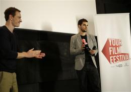 Spanish director wins YouTube online festival