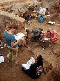 Stanford archaeologist questions the role of human rights in site preservation