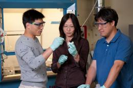 Stanford researchers synthesize printable, electrically conductive gel