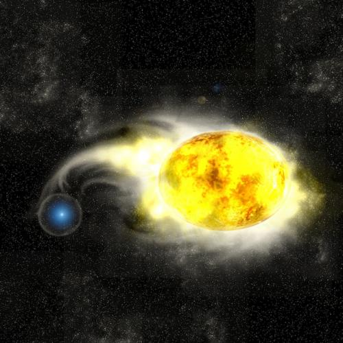 The first evidence that a yellow supergiant became a supernova