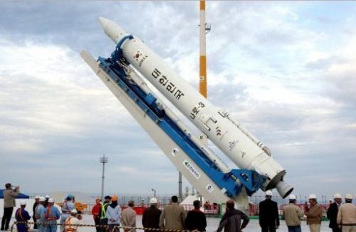 The Korea Space Launch Vehicle-1 (KSLV-1) will deploy a small satellite that will mainly collect data on space radiation