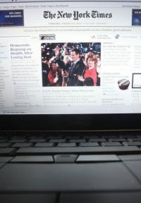 The New York Times started charging for its online content last year