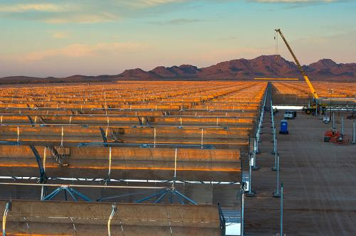 Thermal storage gets more solar on the grid
