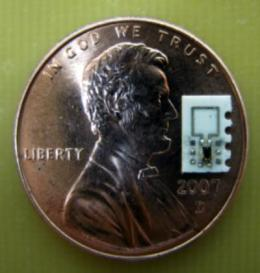 Tiny, implantable medical device can propel itself through bloodstream