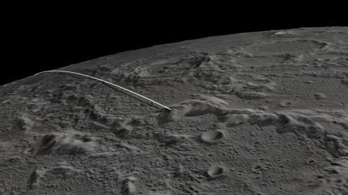 Twin NASA spacecraft prepare to crash into moon