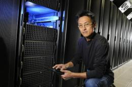 Virginia Tech to tackle the 'Big Data' challenges of next-generation sequencing with HokieSpeed