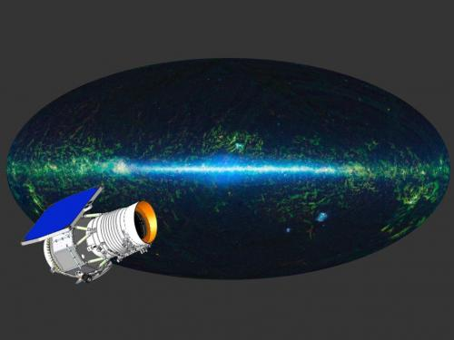 WISE survey uncovers millions of black holes