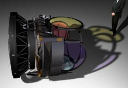 World's largest 3.2 billion-pixel digital camera project passes critical milestone
