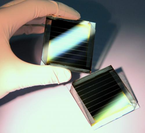 Researchers announce world record efficiency for organic photovoltaic module