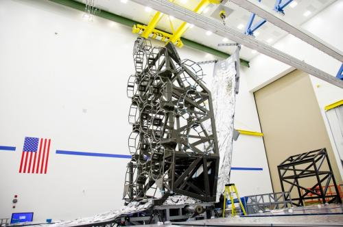 Testing the Fold: The James Webb Space Telescope's Sunshield