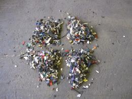 Plastics in electrical waste: Disposal or recycling?