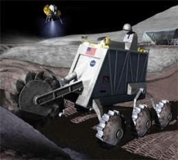 Lunar boom: Why we'll soon be mining the moon