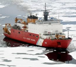 Climate change linked to unexpected 'blooms' under Arctic ice, says UTM research