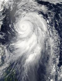 NASA satellites see Tropical Storm Guchol affecting Japan