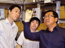 Researchers find new properties of the carbon material graphene