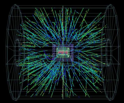 A challenging task: LHC collides protons with lead ions for first time