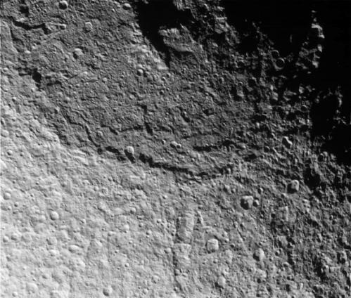 An Epic Crater Called Odysseus