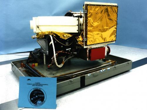 Cassini Instrument Learns New Tricks